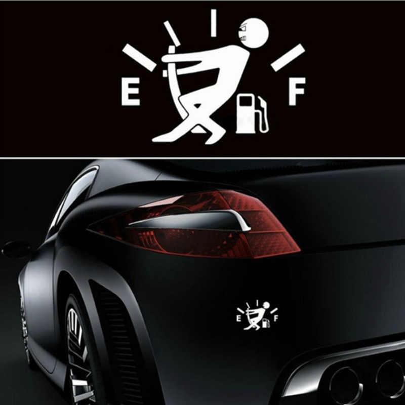 สไตล์ใหม่รถถังน้ำมันเชื้อเพลิงหมวกสติกเกอร์สำหรับ Volkswagen VW Golf 5 6 7 JETTA PASSAT B5 B6 B7 B8 MK4 MK5 MK6 Tiguan ด้วง Polo Bora