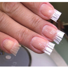 Fiber Glass Nail Extension Fibernails Nail Acrylic Tips Set Fiberglass