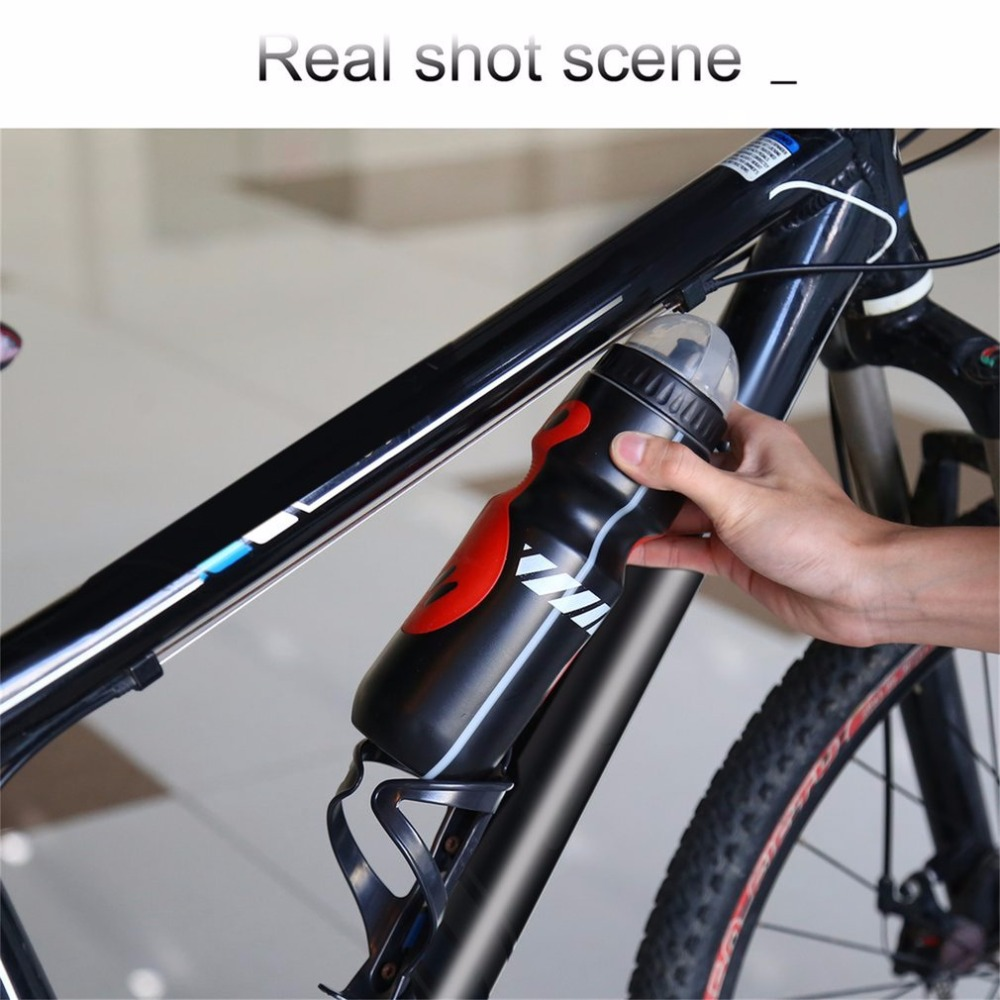 PREUP 1pcs Essential 650ML Portable Outdoor Bike Bicycle Cycling Sports Drink Jug Water Bottle