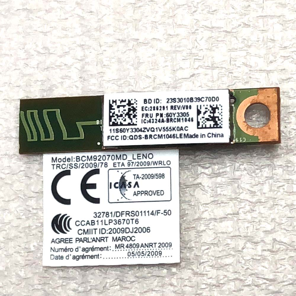 New Original 4.0 Bluetooth Module for Lenovo ThinkPad X230 X220 T410 T420 T430 T530 T510 T520 W510 W520 W530