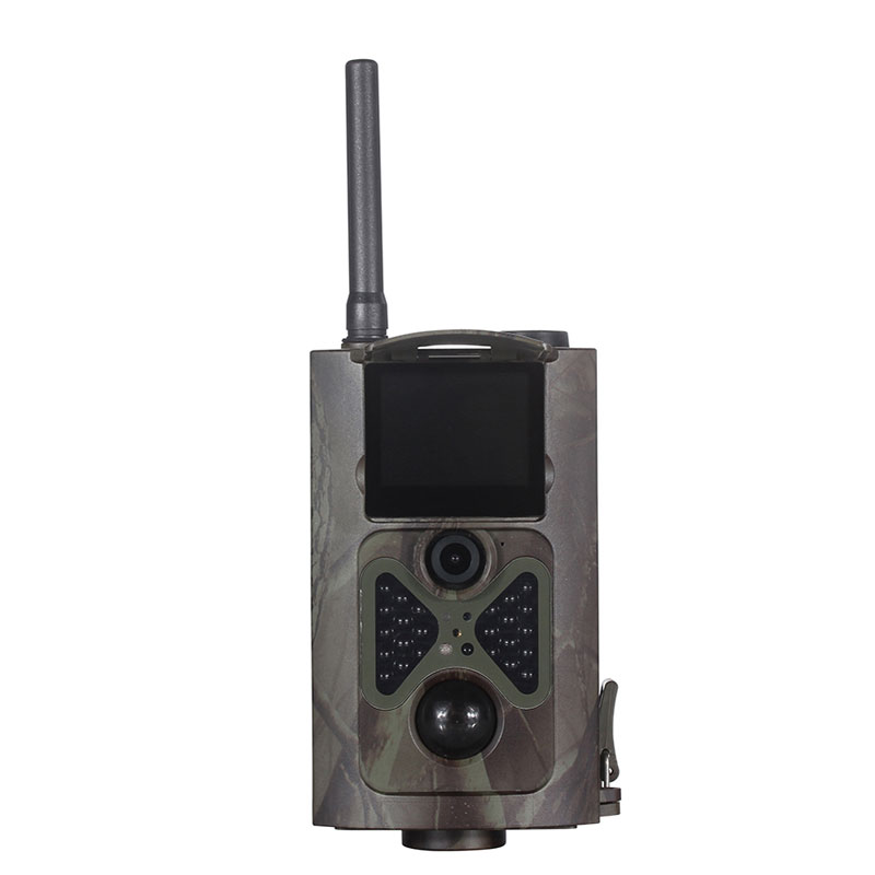 HC-500m Gprs MMS Email Notification Scouting Hunting Camera Digital Infrared Trail Camera 12MP HD Video Cameras 2.0 LCD