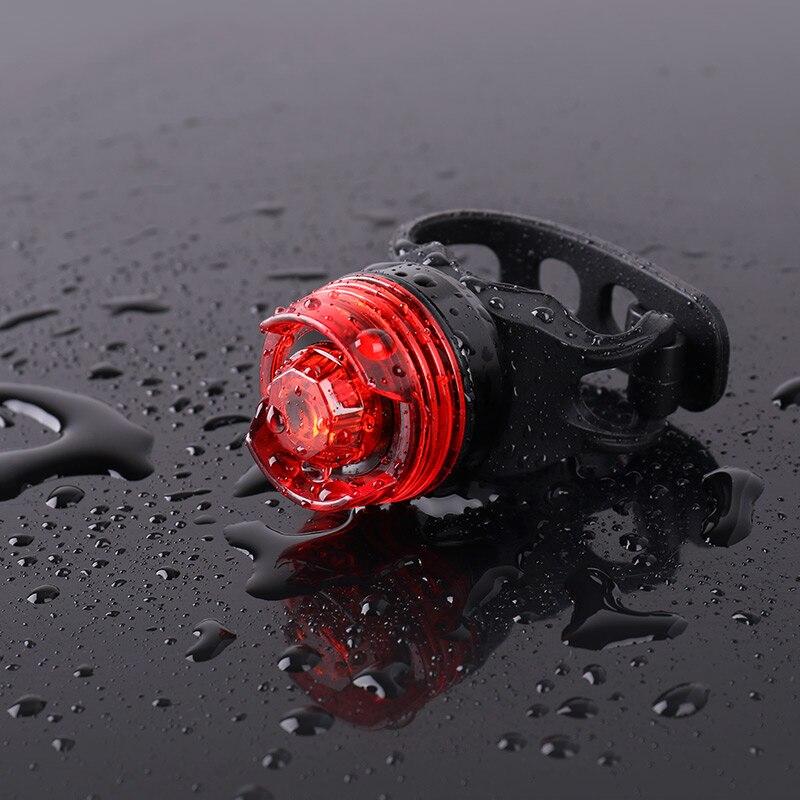WHEEL UP Lampa rowerowa Light Bike Lampa MTB Road Cycling Usb - Jazda rowerem - Zdjęcie 5