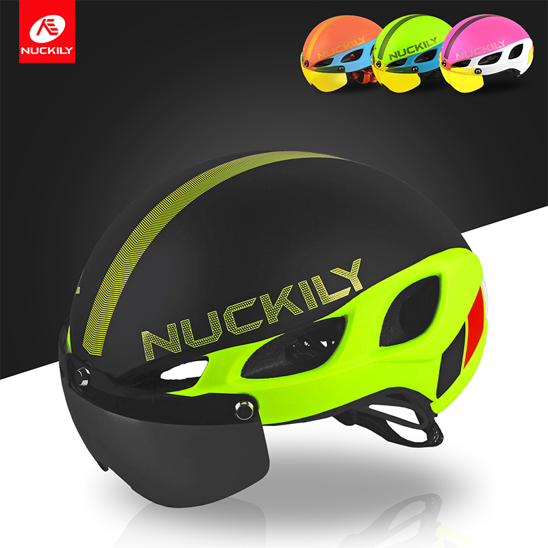 NUCKILY New Arrival multi color cycling helmet CE Safety standard Protection for outdoor sports PB04 vika 50g