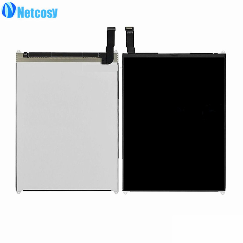 Netcosy For ipad mini 1 2 LCD Display Screen Replacement Part For ipad mini 1 A1432 A1454 A1455 / Mini 2 A1489 A1490 Tablet lp097qx2 sp av lcd display screens not suitable for ipad 5