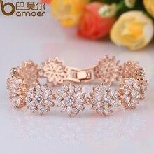 Zircon Chain Bracelet JIB007
