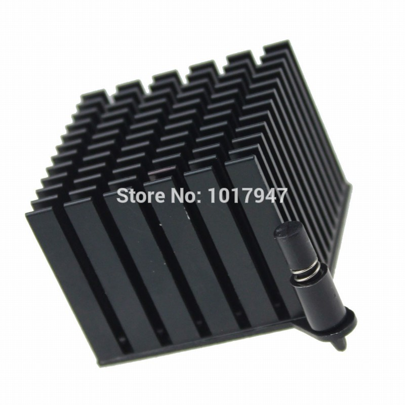 1 Pieces North Bridge Northbridge Radiator Cooler Cooling Fan(China)
