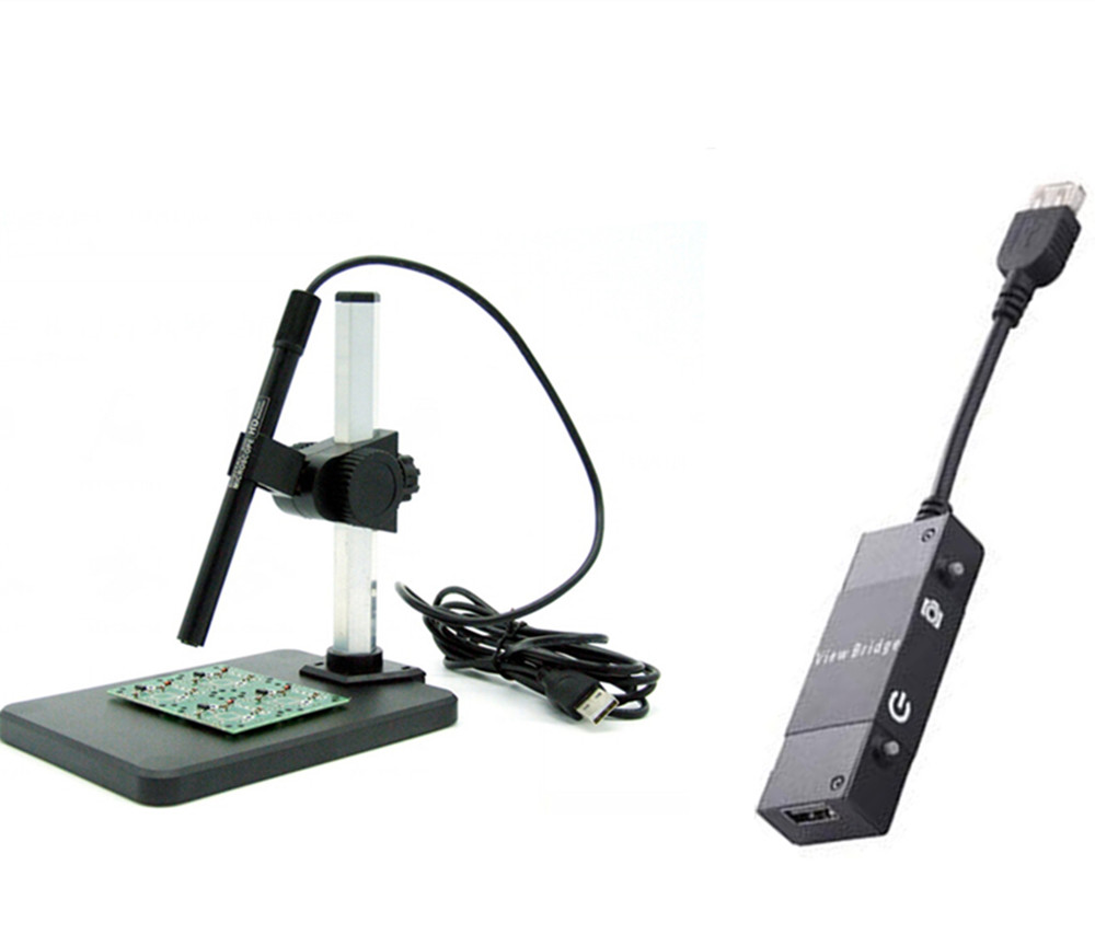 3in1 1-600X For ISO and Android Mobile Direct USB Microscope CMOS Borescope Endoscope Camera