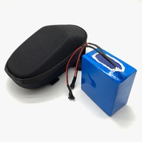 36V 10S4P 13Ah 500W High power high capacity 42V 18650 lithium battery pack ebike electric car bicycle motor scooter with BMS