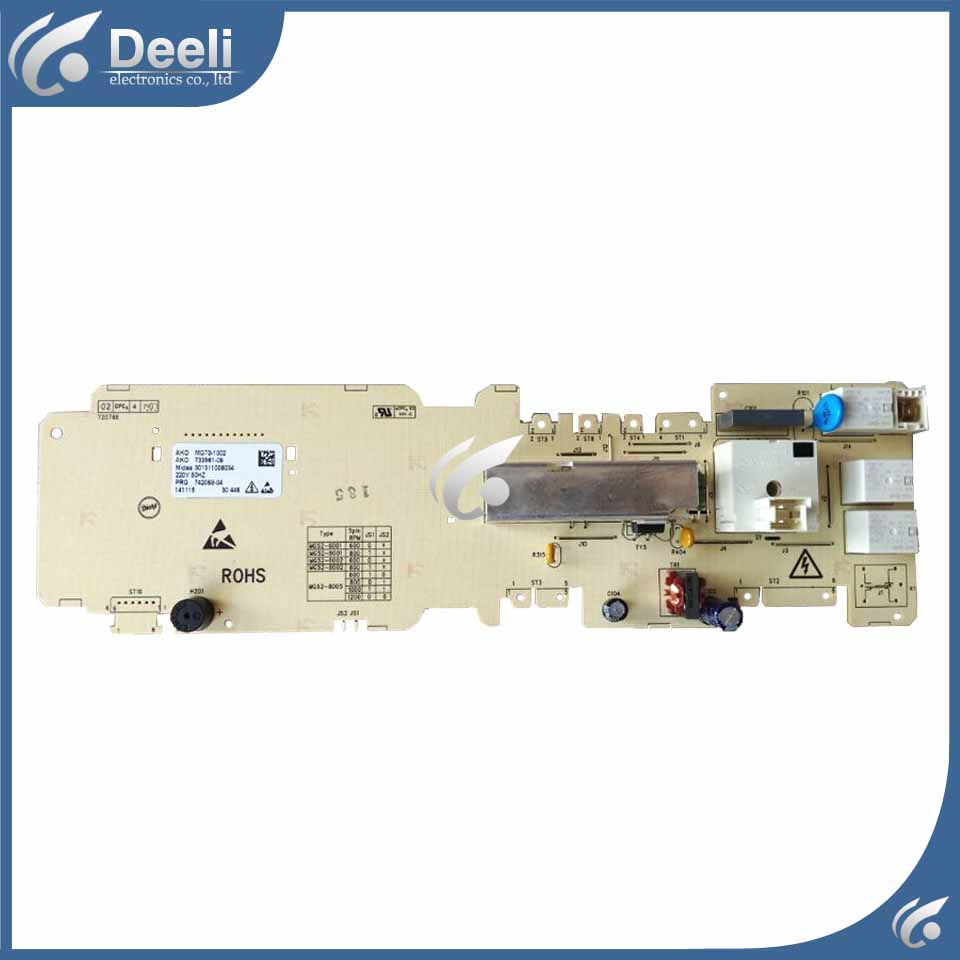 100% tested washing machine motherboard MG52-1002B MG52-1002 RG52-1002 301311008016 Computer board 100% new good working high quality for washing machine computer board mg52 1002 board
