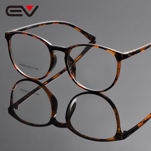 2016 Novas armações de óculos de olho para as mulheres rodada frame ótico armações de óculos oliver peoples vindima oculos de grau feminino EV1060
