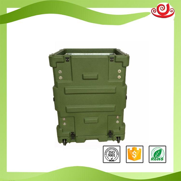 Tricases RU080 RU-Series 19'Rack Cases Shockproof Dustproof Watertight For Computer Mainframe Server Equipment Case
