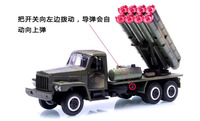 Antiaircraft Missile Vehicle Field Army Back Car Alloy Model Children S Toy Car Learning Educational Toys
