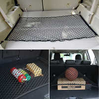 Auto Trunk Cargo Mesh Net Gepäck 4 Haken Für Honda civic accord crv fit dio stadt hornet hrv Subaru Forester outback Legacy XV WRX