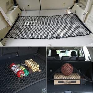 Car Trunk Cargo Mesh Net Luggage 4 HooK For Honda civic accord crv fit dio city hornet hrv Subaru Forester Outback Legacy XV WRX