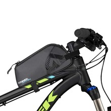 Road Bike Bags Waterproof Bicycle Bike Front Beam Upper Tube Bag Mountian MTB Cycling Accessories Cross Series Bike Bags стоимость