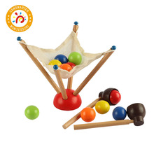 Montessori Material Baby Toy Distinguish Colors Balance Exercise Ball