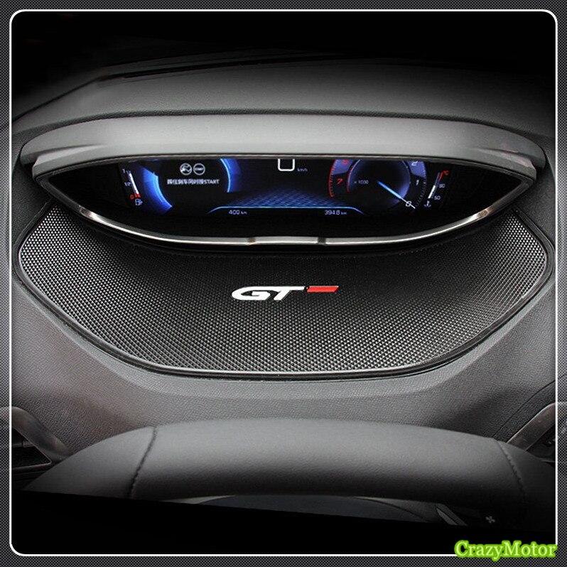 For peugeot 2016 2017 2018 3008 gt 2017 5008 gt 1pcs for 3008 gt interior