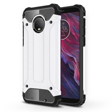 Luxury Armor Phone Case For Moto G5 G5S G6 G6S Plus  Silicone Rubber Shockproof Back Cover Cases Z Play Force Coque