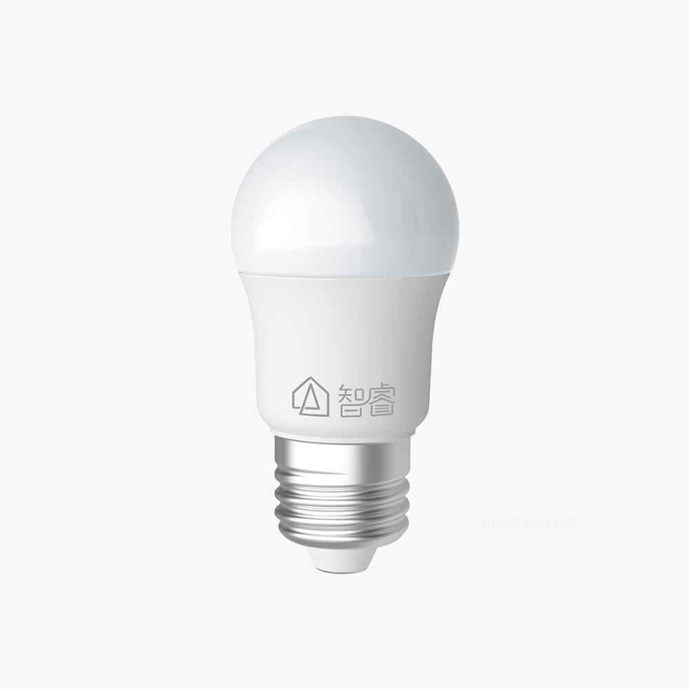 Xiaomi Mijia Philips Led Bulb E27 Smart Home Light Bulbs Led Lamp Chandelier Light Emitting Diode 5w White Light Energy Saving Aliexpress