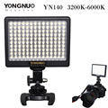 YONGNUO YN140 LED Video Light 140LED Lamp Lights Photographic Lighting 3200-6000K for Photo Studio DSLR Camera Camcorder