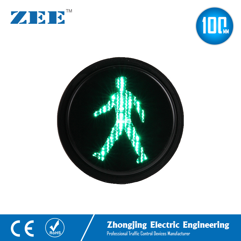 4inches Green Pedestrian Traffic Lamp Walking Man Mini Traffic Signal Light 100mm Traffic Modules4inches Green Pedestrian Traffic Lamp Walking Man Mini Traffic Signal Light 100mm Traffic Modules