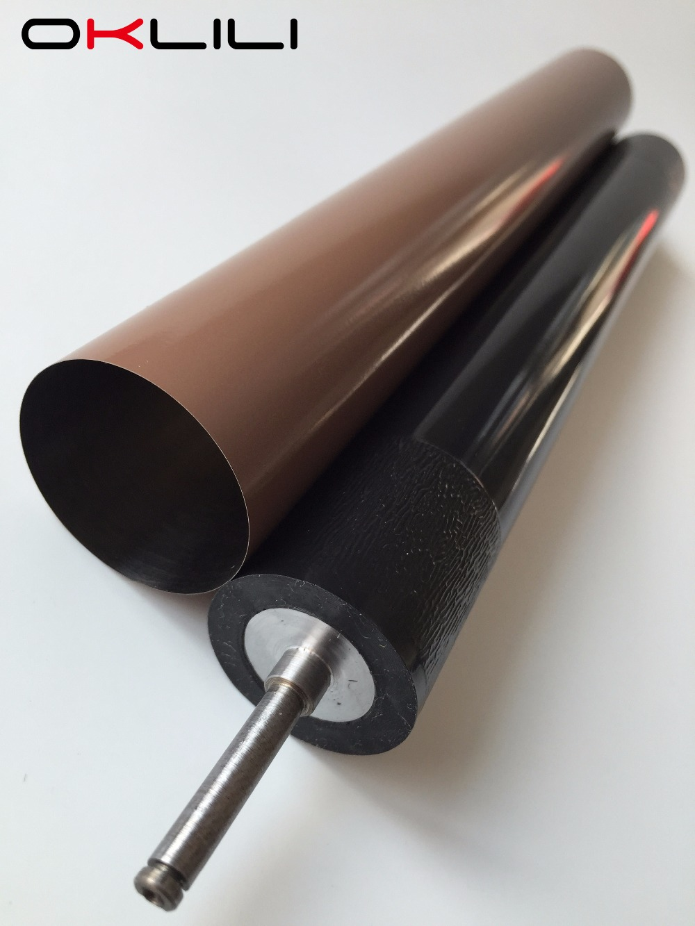 Fuser film sleeve + Pressure Roller for Brother HL-5440 5445 5450 6180 MFC-8510 8520 8710 8810 8910 8950 DCP-8110 8150 8155 8250