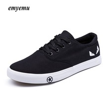 New Brand Unisex Men Canvas Shoes Clasic Casual shoes women fashion monster Board star Shoes all size 39-44