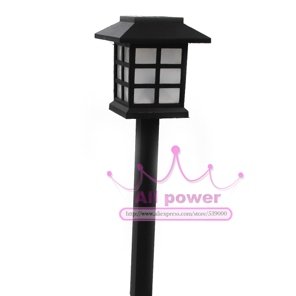 6pcs Outdoor Waterproof LED Solar Garden Lights Landscape Stake Lamps(China  (Mainland))