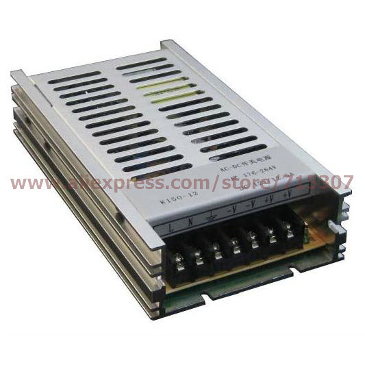 Leetone K150-12 150W switching power supply 12V 12.5A high efficiency 176-264VAC input with OVP & OTP for 3 years warranty rps369 10 pieces per lot 36 vdc 9 7a regulated switching power supply with 85 132 176 265 vac input