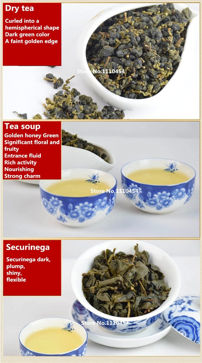 Promotion 250g Milk Oolong Tea High Quality Tiguanyin Green Tea Taiwan jin xuan Milk Oolong Health Care Milk Tea