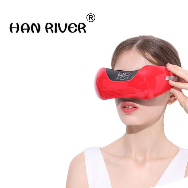 HANRIVER 2018 Eye eye massager intelligence instrument 3 d green light pulse eye massager vision rehabilitation instrument HANRIVER 2018 Eye eye massager intelligence instrument 3 d green light pulse eye massager vision rehabilitation instrument