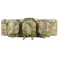 92 см большие возможности двойной Cabbeen функциональные сумки 600D Шифрование Оксфорд сильный пластичность карабин CS пистолет съемки Охотничьи