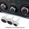 Mini Auto Air Conditioning Knob Heat Control Button For Volkswagen For Passat B5 For Golf 4 For Old Bora Car Styling!