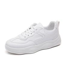 2019 Spring Autumn New Designer Wedges White Shoes Female Platform Sneakers Women Tenis Feminino Casual Female Shoes Woman Brand цена 2017