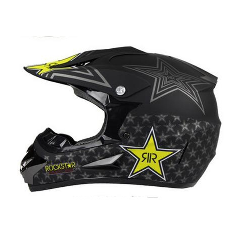 цена на Motocross Helmet Off Road ATV Cross Helmets MTB DH Racing Motorcycle Helmet Dirt Bike Capacete de Moto casco