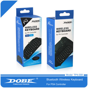 Image 5 - DOBE PS4 Mini Wireless Bluetooth Keyboard PS4 Handle Keyboard For Sony PlayStation PS 4