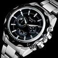Ejército Militar Hombres de Los Relojes de moda de Cuarzo Horas Analógico Reloj Deportivo Hombres Deco Pequeño Dial Reloj de Pulsera Relogio Masculino masculino reloj