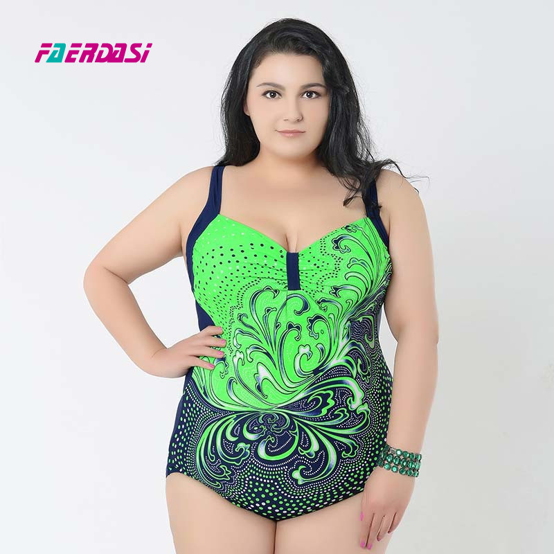 Faerdasi Swimsuit women Plus Size Extra Large Over Fat Big Size Cup Sexy vintage Swimwear Beach Swimsuit One Pieces Bathing Suit extra fee you can pay here 3 large cup and 2 small cup