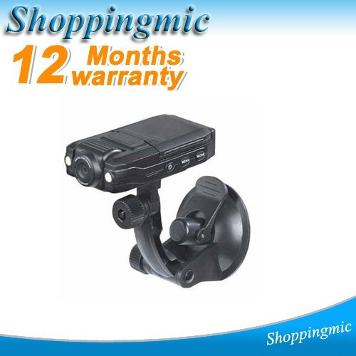Freeshipping Car DVR recorder ,2.0 inch car black box 1280 x 960 video resolution carcam P5000 wholesale