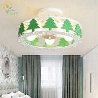 Christmas Tree Ceiling Lights Children's room Lighting Led Ceiling Lamps for boys and girls bedroom lamp Creative Cartoon Lamp