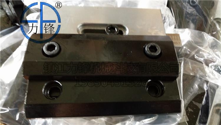 CNC press brake machine Punch clamp and die holder wc67y 160ton press brake machine tool