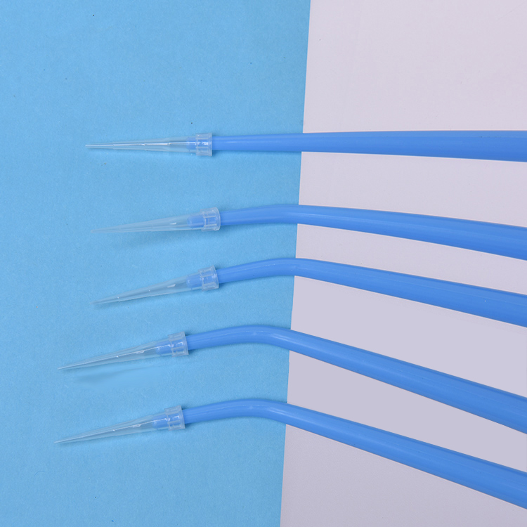 Dental Suction Pipette Strong Suction Pipette Oral Salivary Dental Suction Pipette High Temperature Resistance