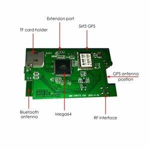 Image 5 - 2019 أحدث AVRT5 APRS المقتفي VHF مع نظام تحديد المواقع/بلوتوث/ميزان الحرارة/TF بطاقة دعم APRSdroid