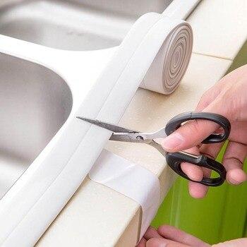 Bricolage auto-adhésif étanche salle de bains cuisine autocollant PVC papier peint cuisine en céramique Stickers muraux décoration de la maison accessoire
