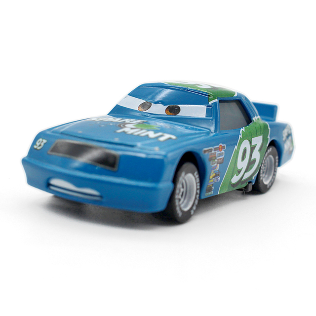Disney pixar cars no. 93 ricambio mint diecast in metallo film