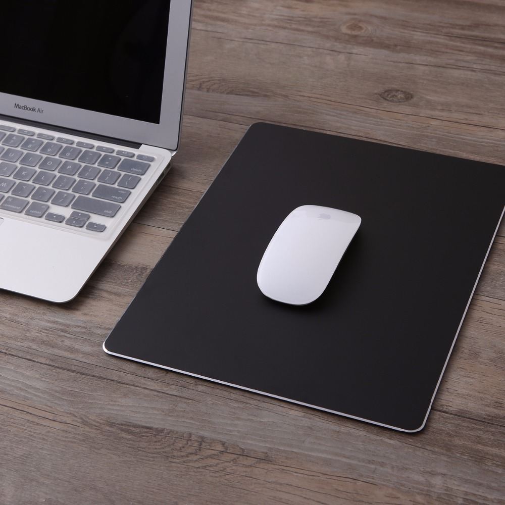 Game Mouse Pad for MAC/PC Fine and Smooth Hand Aluminium