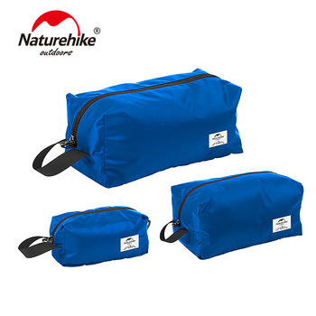 Naturehike Ultralight  Portable 4 Colors Waterproof Storage Bag Multifunctional Three In One Travel Bag NH18S003-B coin purse