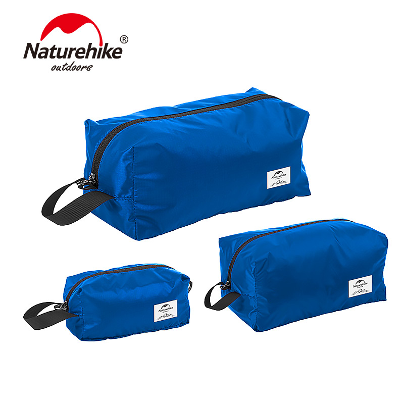 Naturehike Ultralight Portable 4 Colors Waterproof Storage Bag Multifunctional Three In One Travel Bag NH18S003-B