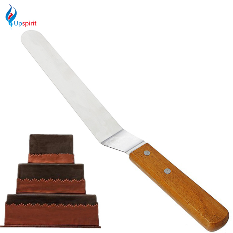 Cake Icing Spatula Decorating Supplies Smoother Espatula