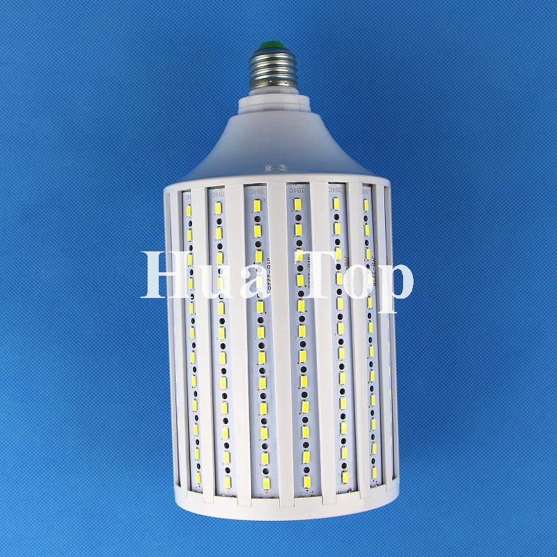 Lampada Solar 5730 SMD Epistar chip 100W LED Lamp E40 E27 E26 B22 220V 5630 Corn bulb light Cold white/Warm white Free shipping kinfire e27 3w 240lm 6500k 24 smd 5730 led white light corn lamp white transparent ac 220v
